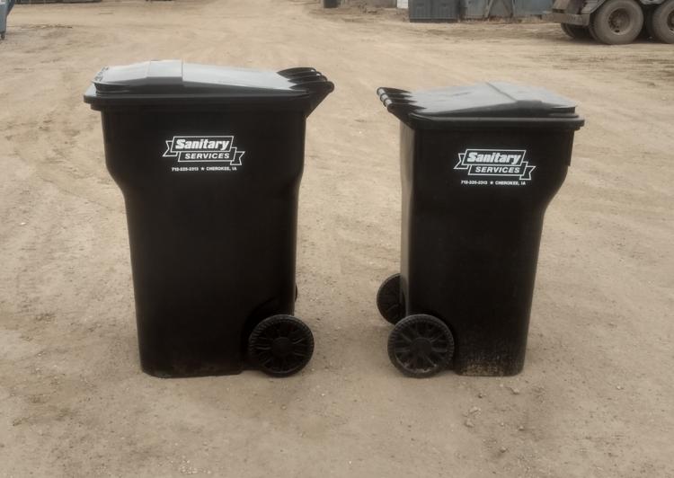 Residential Trash Service in Northwest Iowa